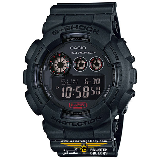 ساعت مچی کاسیو مدل gd-120mb-1dr