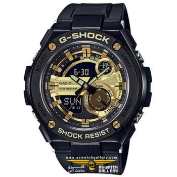 ساعت مچی کاسیو مدل gst-210b-1a9dr