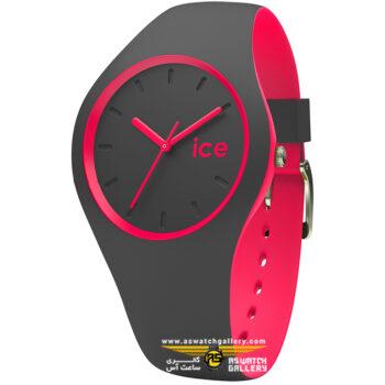 ساعت آیس مدل Duo-anthracite pink-uni s