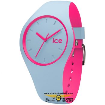 ساعت آیس مدل Duo-stone pink-small-3h