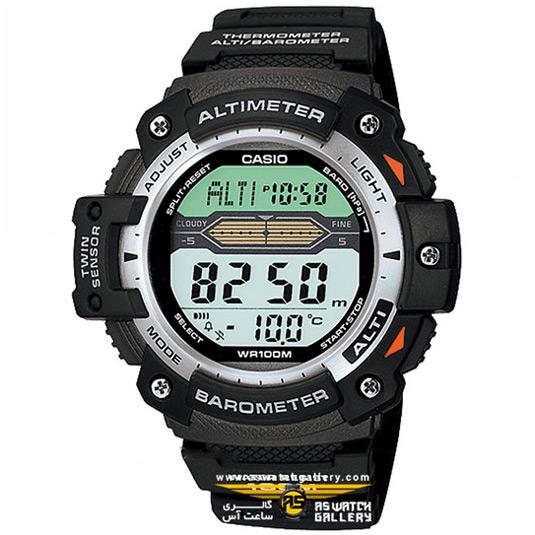 ساعت مچی casio مدل sgw-300h-1avdr