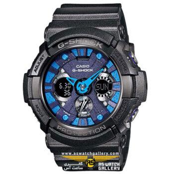 ساعت مچی کاسیو مدل ga-200sh-2adr