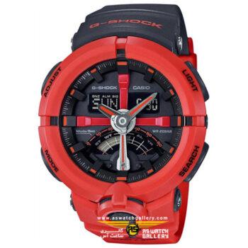 ساعت مچی کاسیو مدل ga-500p-4adr