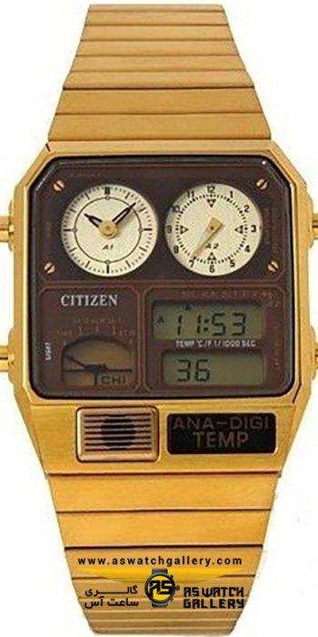 ساعت سیتی زن مدل JG2002-53W