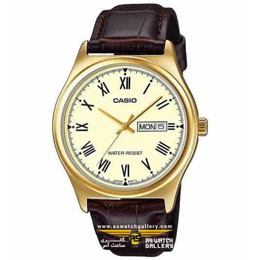 ساعت مچی کاسیو مدل mtp-v006gl-9budf