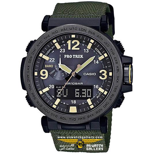 ساعت مچی کاسیو مدل prg-600yb-3dr
