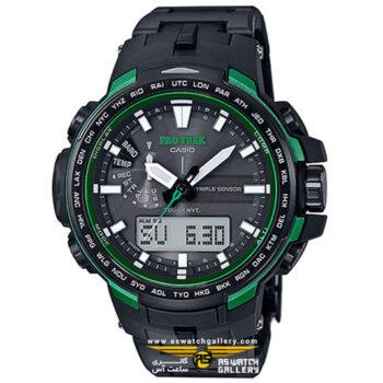 ساعت مچی کاسیو مدل prw-6100fc-1dr