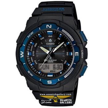 ساعت مچی کاسیو مدل sgw-500h-2bvdr