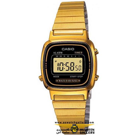 ساعت کاسیو مدل LA670WGA-1DF