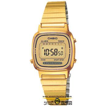 ساعت کاسیو مدل LA670WGA-9DF