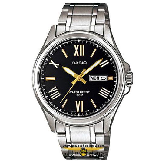 ساعت مچی کاسیو مدل MTP-1377D-1AVDF