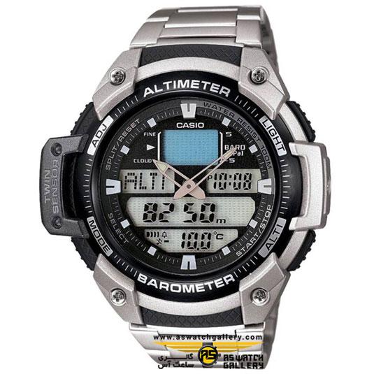 ساعت کاسیو مدل SGW-400HD-1BVDR