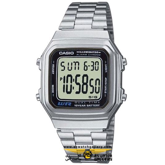 ساعت کاسیو مدل a178wa-1adf
