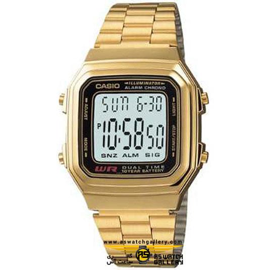 ساعت مچی کاسیو مدل a178wga-1adf