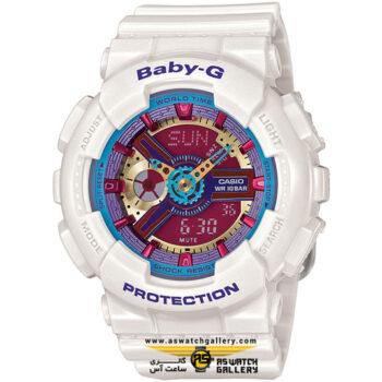 ساعت مچی کاسیو مدل ba-112-7adr