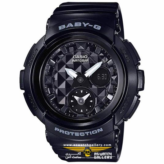 ساعت مچی کاسیو مدل bga-195-1adr