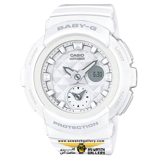ساعت مچی کاسیو مدل bga-195-7adr