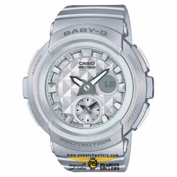 ساعت مچی کاسیو مدل bga-195-8adr