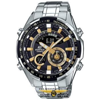 ساعت مچی کاسیو مدل era-600d-1a9vudf