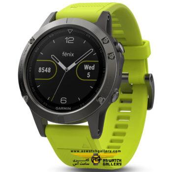 ساعت مچی گارمین مدل fenix5 010-01688-02