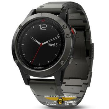 ساعت مچی گارمین مدل fenix5 010-01688-21