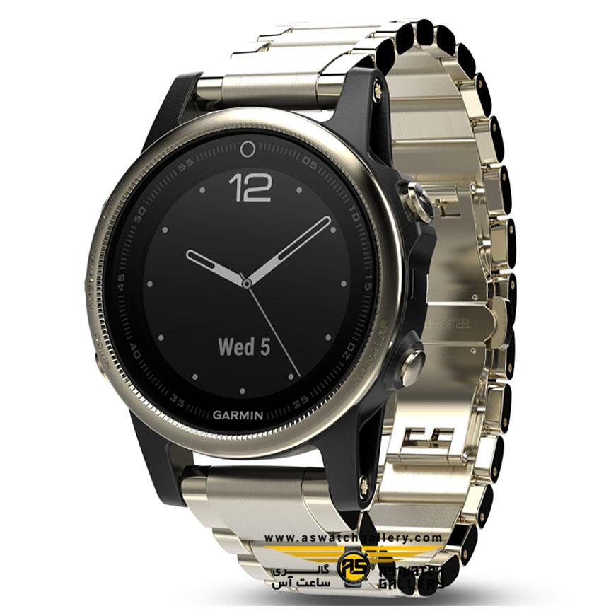 ساعت مچی گارمین مدل fenix5s 010-01685-15