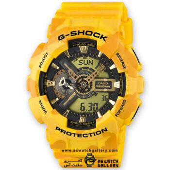 ساعت مچی کاسیو مدل ga-110cm-9aedr