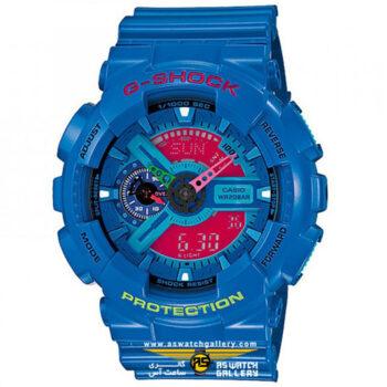 ساعت کاسیو مدل ga-110hc-2adr
