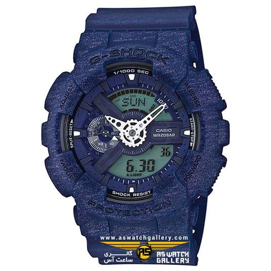 ساعت مچی کاسیو مدل ga-110ht-2adr