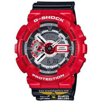 ساعت کاسیو مدل ga-110rd-4adr