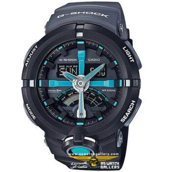 ساعت مچی کاسیو مدل ga-500p-1adr