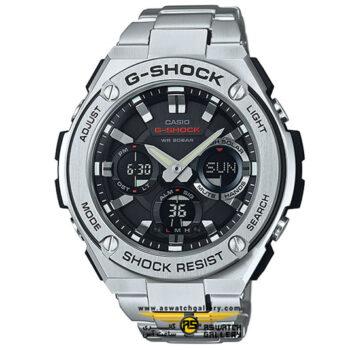 ساعت کاسیو مدل gst-s110d-1adr