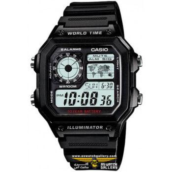 ساعت کاسیو مدل AE-1200WH-1AVDF
