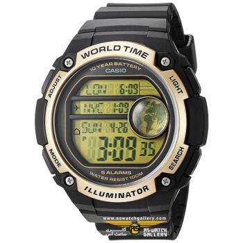 ساعت مچی کاسیو مدل ae-3000w-9av