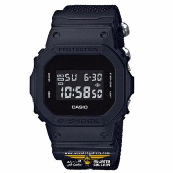 ساعت مچی کاسیو مدل dw-5600bbn-1dr