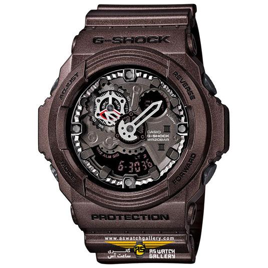 ساعت مچی کاسیو مدل ga-300a-5adr