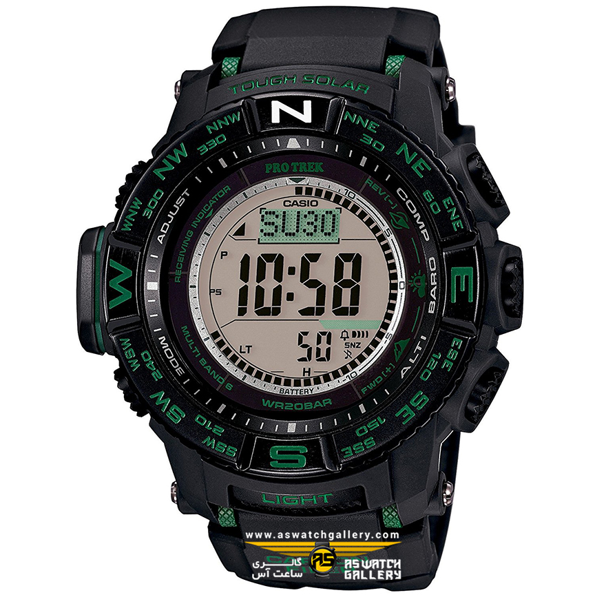 ساعت مچی کاسیو مدل prw-s3500-1dr