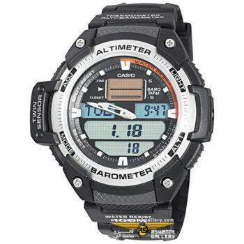 ساعت کاسیو مدل sgw-400h-1bvdr
