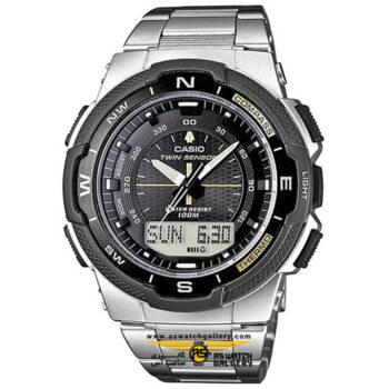 ساعت مچی کاسیو مدل sgw-500hd-1bvdr