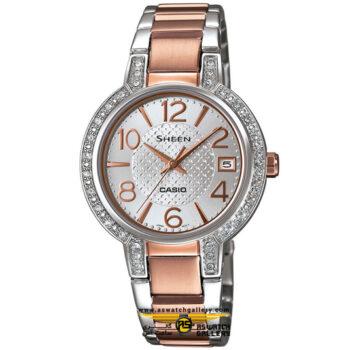 ساعت مچی کاسیو مدل she-4804sg-7audr