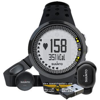 ساعت سونتو مدل m5 black running