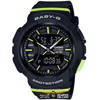 ساعت مچی کاسیو مدل bga-240-1a2dr