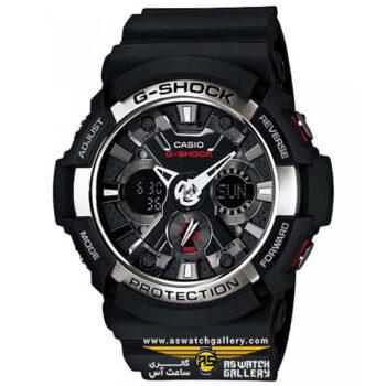 ساعت مچی کاسیو مدل ga-200-1adr