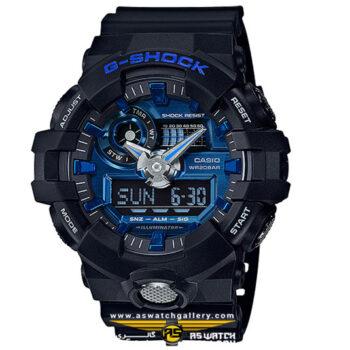 ساعت مچی کاسیو مدل GA-710-1A2DR