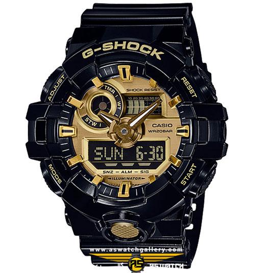 ساعت کاسیو مدل GA-710GB-1ADR