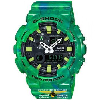 ساعت مچی کاسیو مدل gax-100mb-3adr