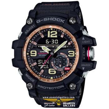ساعت مچیکاسیو مدل gg-1000rg-1adr
