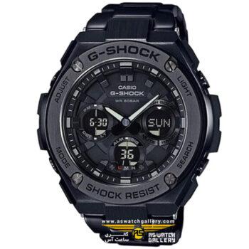 ساعت کاسیو مدل gst-s110bd-1bdr