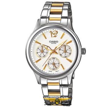 ساعت کاسیو مدل LTP-2085SG-7AVDF