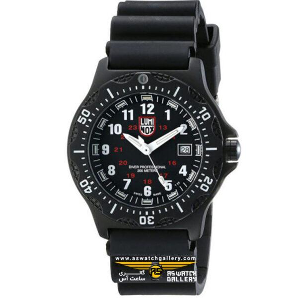 ساعت مچی لومینوکس مدل A-8401